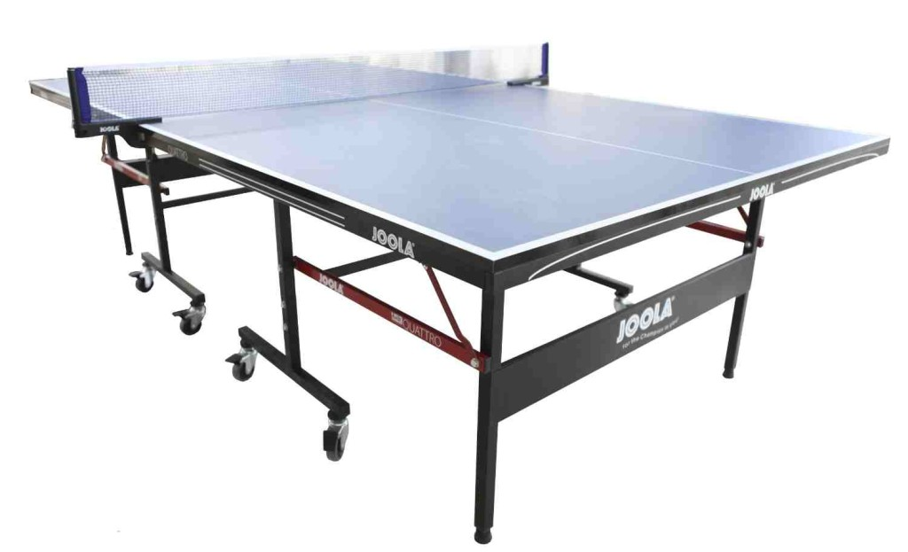 JOOLA Quattro Table Tennis Table