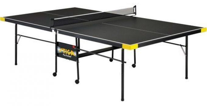 STIGA Optima Table Tennis Table