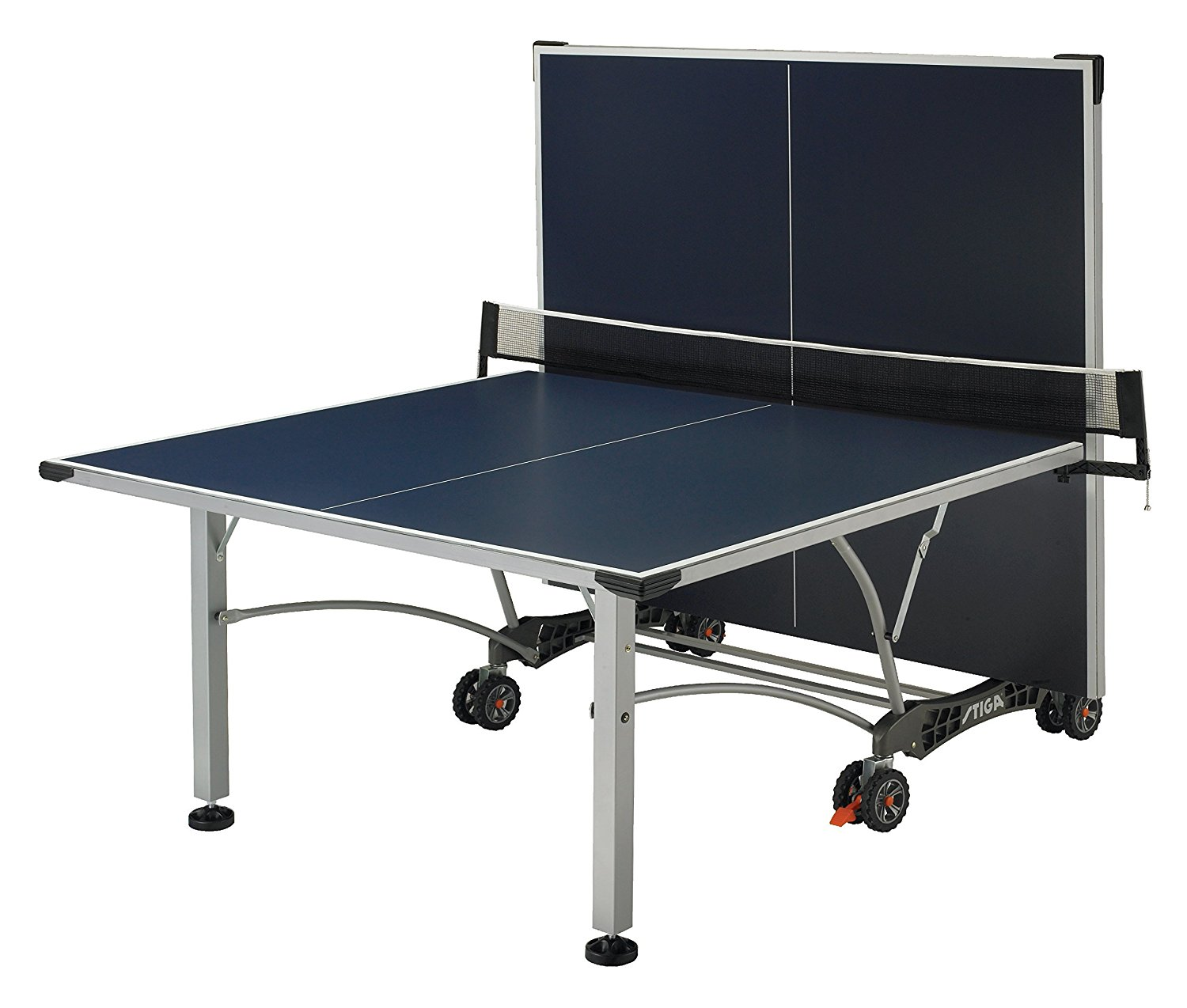 Stiga baja outdoor table tennis table review a durable table - Weatherproof table tennis table ...