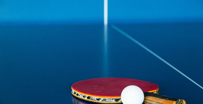 How to hold a Ping Pong Paddle - Types of Grip You Need to Know