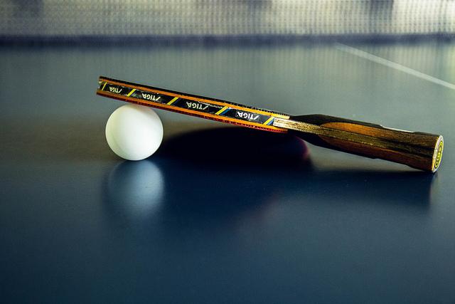 Table Tennis vs Ping Pong