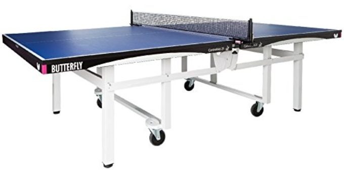 Butterfly Centerfold 25 Rollway Table Tennis Table