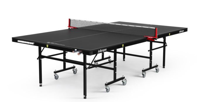 The Killerspin Myt4 Pocket Table Tennis Table Review