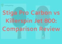 Stiga Pro Carbon vs Killerspin Jet 800_ Comparison Review